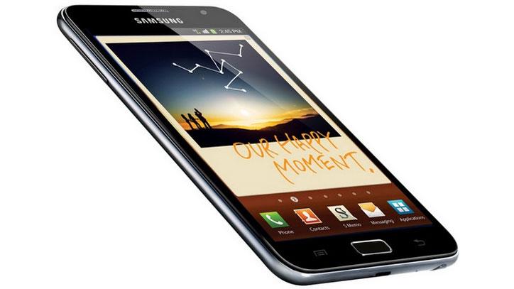 Samsung Galaxy Note 1 Handyklinik Saarbrucken